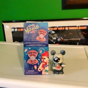 Disney Max Little Mermaid Vinylmation NEW